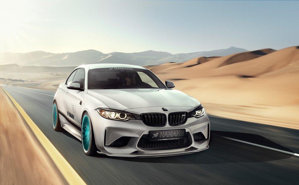 Hamann BMW M2 15