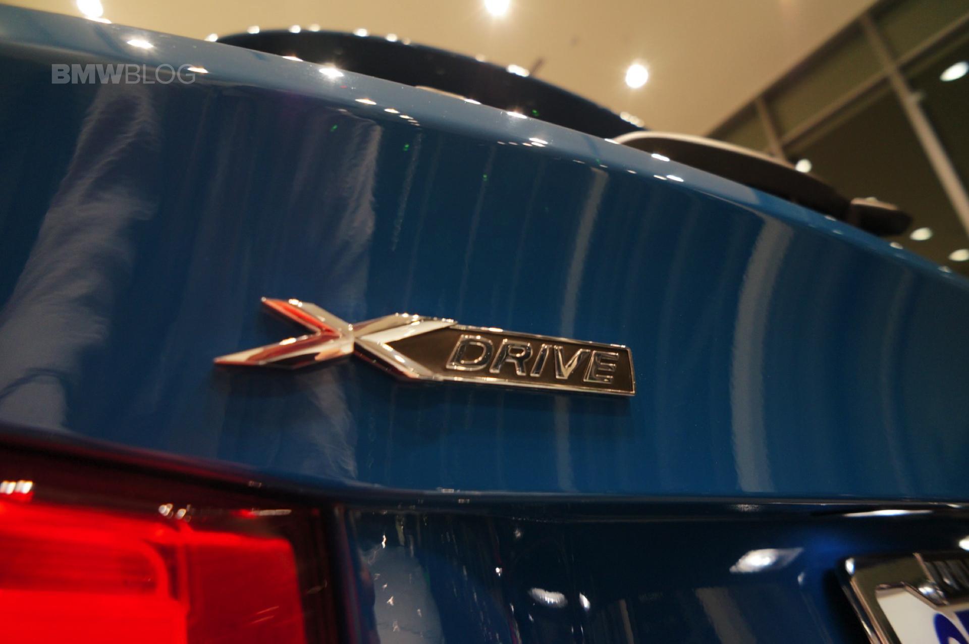 Laguna Seca Blue BMW 328i xDrive 16