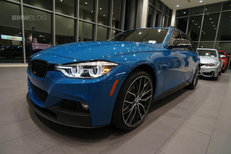 Laguna Seca Blue BMW 328i xDrive 36 750x500