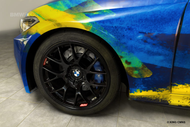 Laurel BMW Partners with ST Racing -09