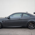 Matte Black Beast Of A BMW M3 By European Auto Source
