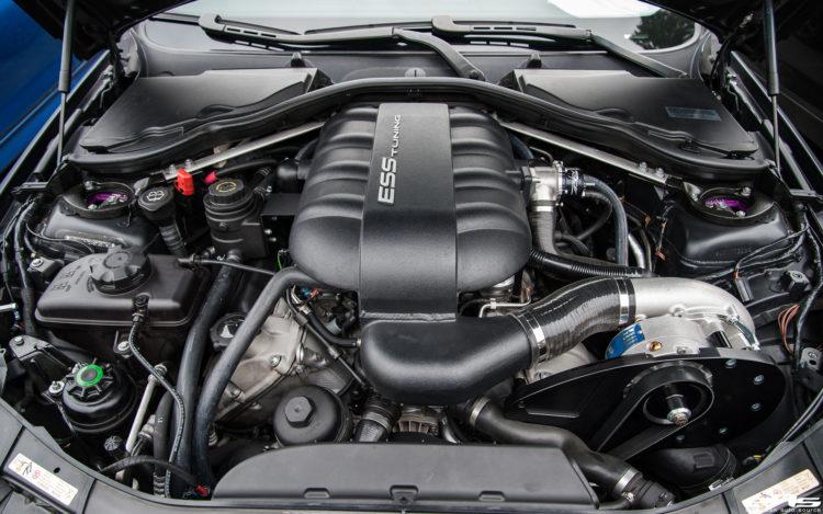 Matte Black Beast Of A BMW M3 By European Auto Source 9 750x469