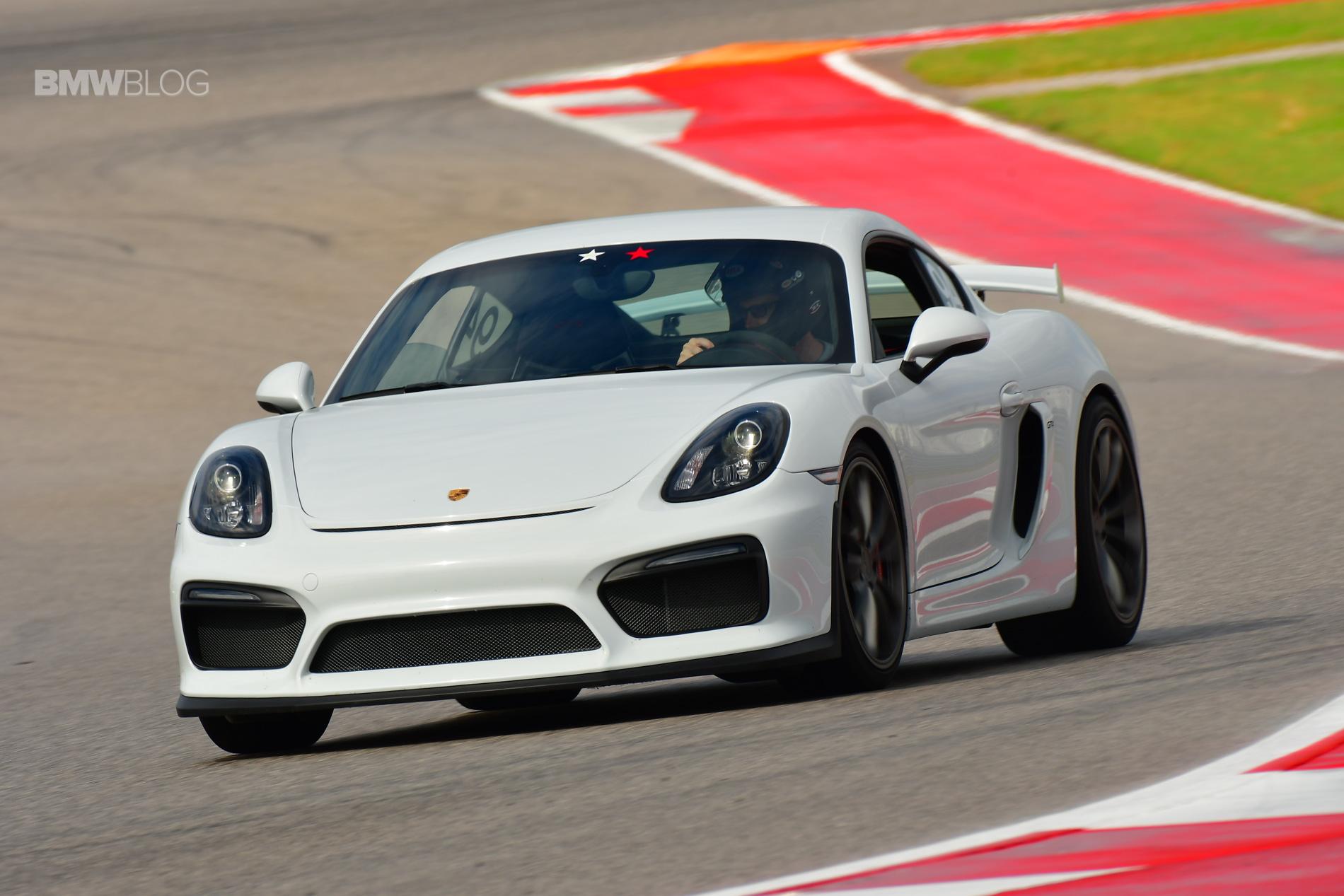 Porsche Cayman GT4 COTA 15