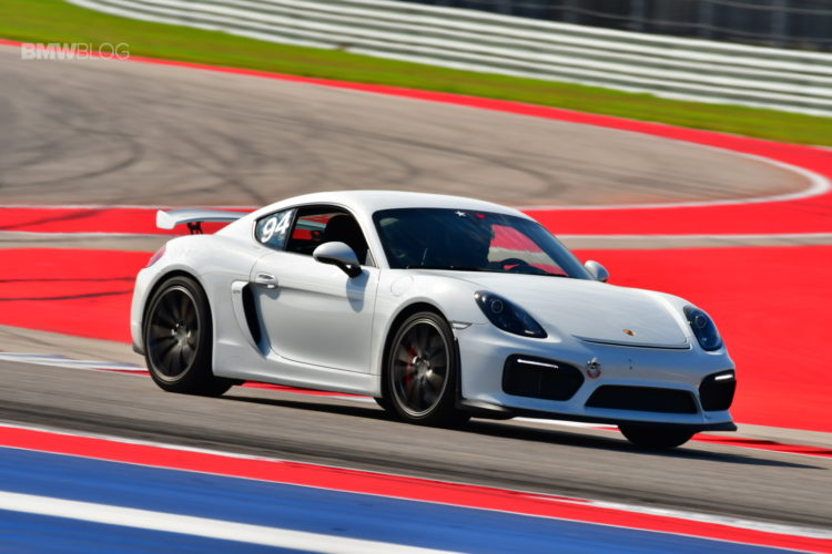 Porsche Cayman GT4 COTA 9 750x500