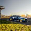 Race Themed BMW M3 Wallpaper