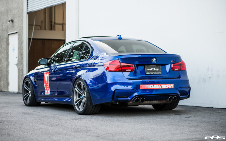 This San Marino Blue BMW F80 M3 Is A Real Beauty 3 750x469