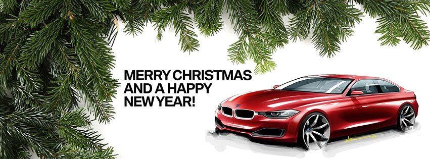 Happy Holidays And Merry Christmas From Bmwblog Team