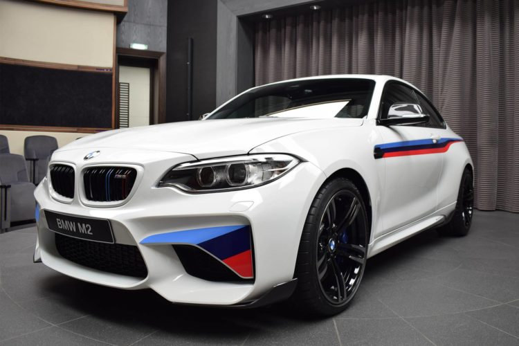 2016 BMW M2 M Performance Tuning Abu Dhabi 01 750x500
