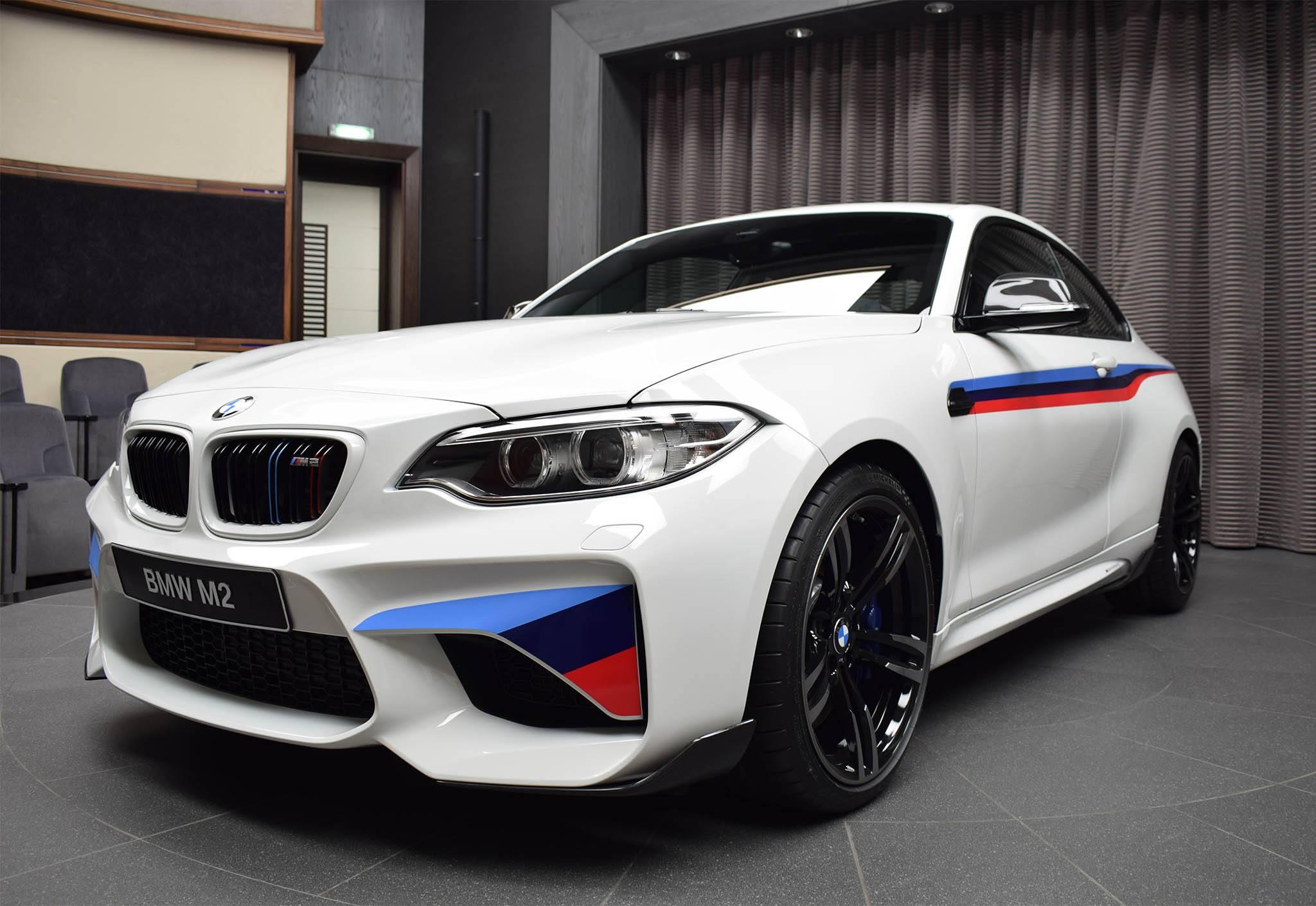 2016 BMW M2 M Performance Tuning Abu Dhabi 01