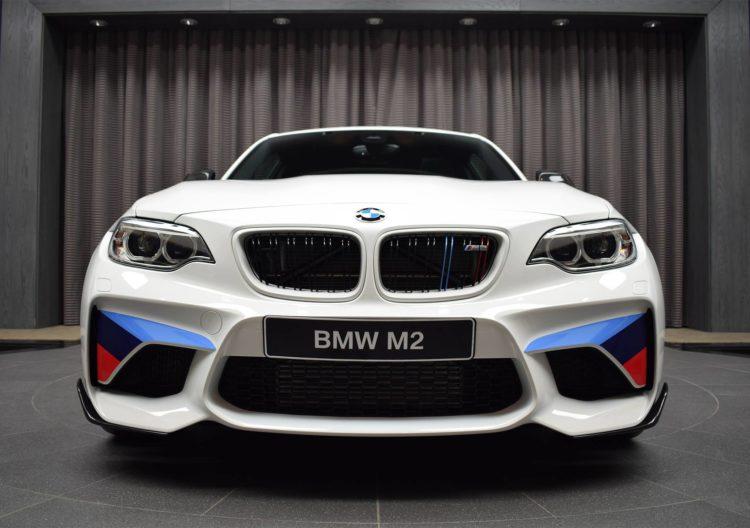2016 BMW M2 M Performance Tuning Abu Dhabi 15 750x528