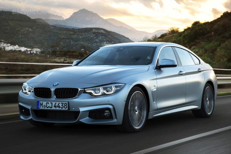 2017 BMW 4 Series Gran Coupe M Sport 17 750x500