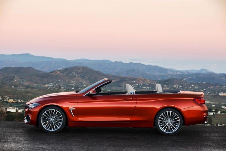 SPIED: 2021 BMW 4 Series Convertible scooped again with ...