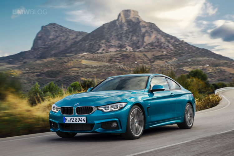 2017 BMW 4 Series M Sport Coupe 19 750x500