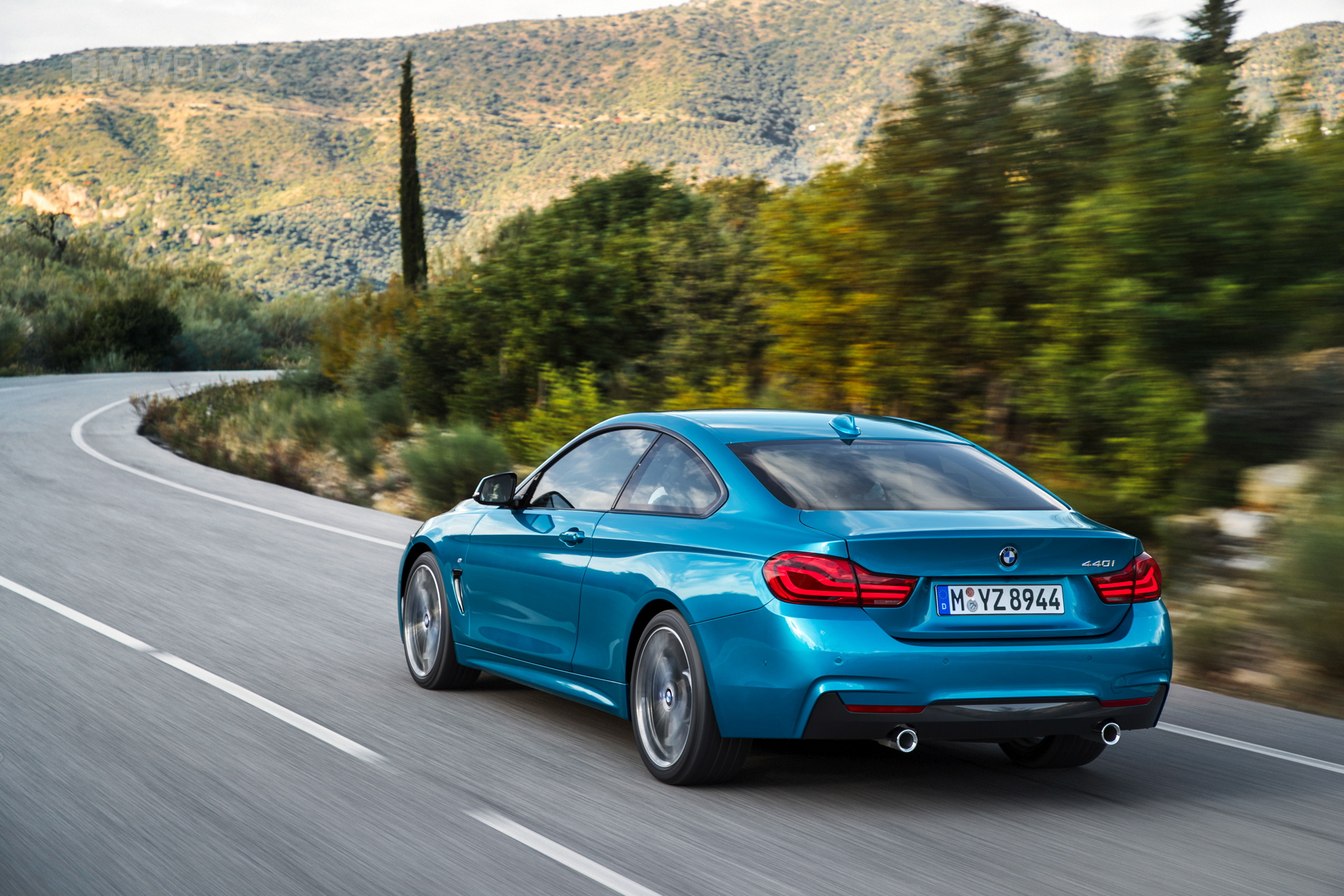 2017 BMW 4 Series M Sport Coupe 20