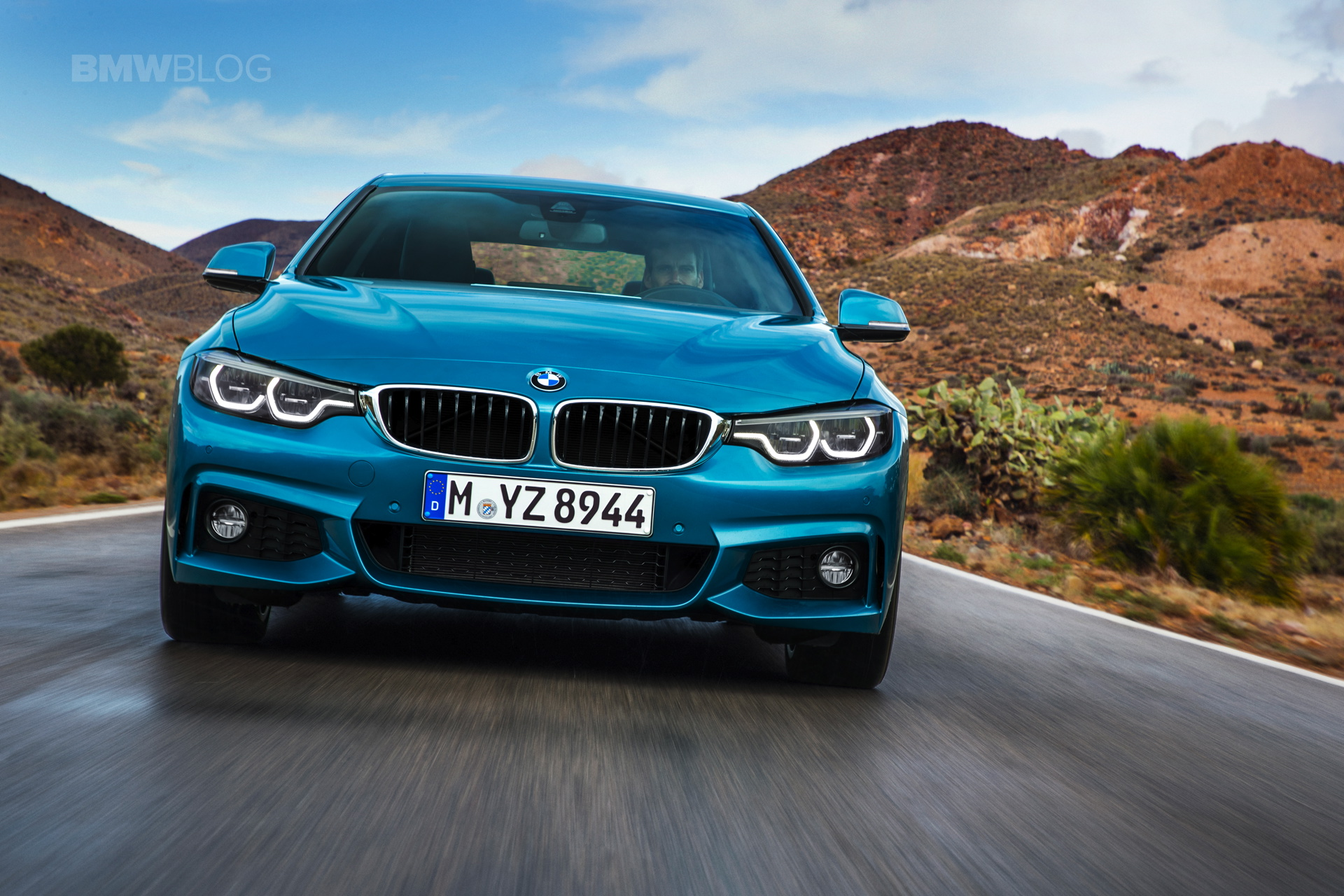 2017 BMW 4 Series M Sport Coupe 27