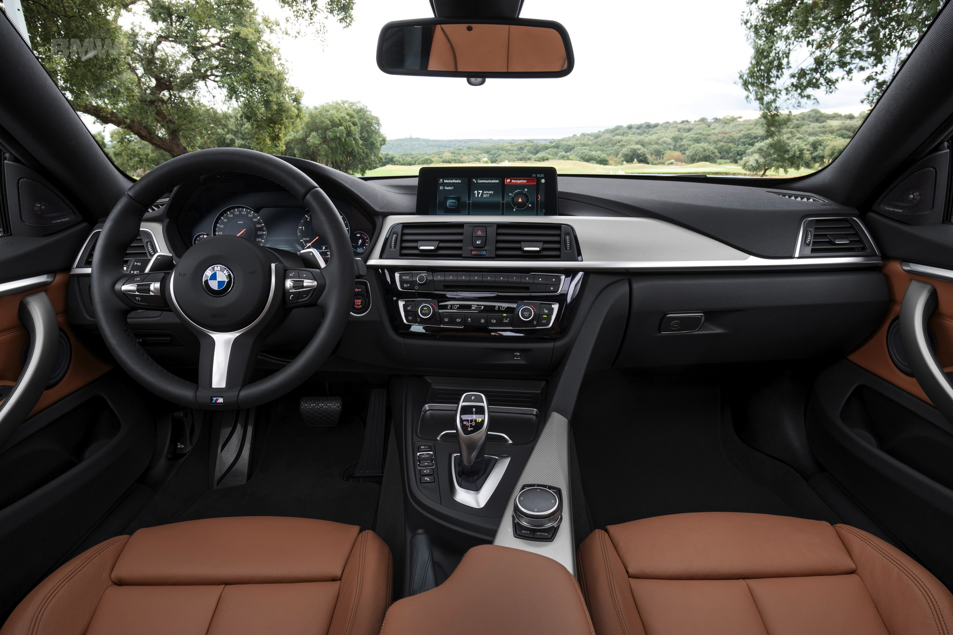 photo comparison bmw 4 series facelift vs bmw 4 series pre facelift. Black Bedroom Furniture Sets. Home Design Ideas