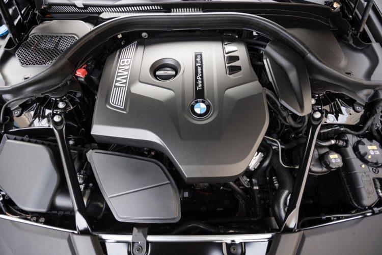 TEST DRIVE: 2017 BMW 540i M Sport