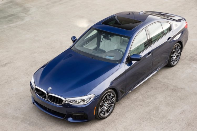2017 BMW 5 Series G30180 750x500