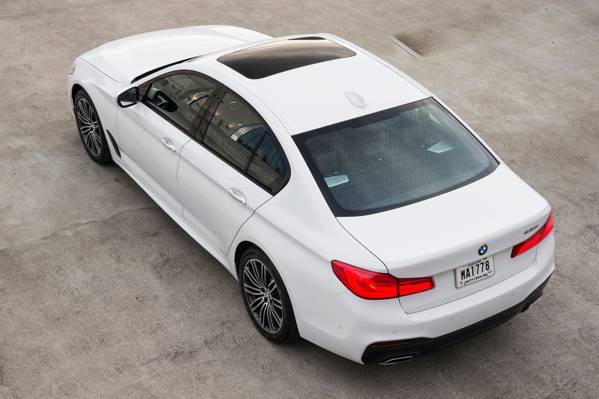 BMW 5 Series: For US owners only