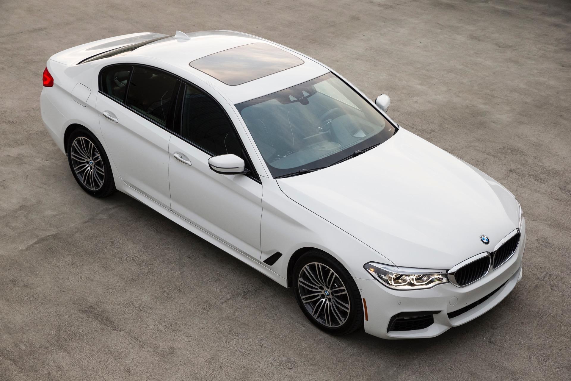FIRST DRIVE 2017 BMW 530i M Sport