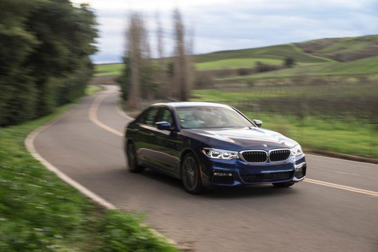 2017 BMW 5 Series G3020 750x500