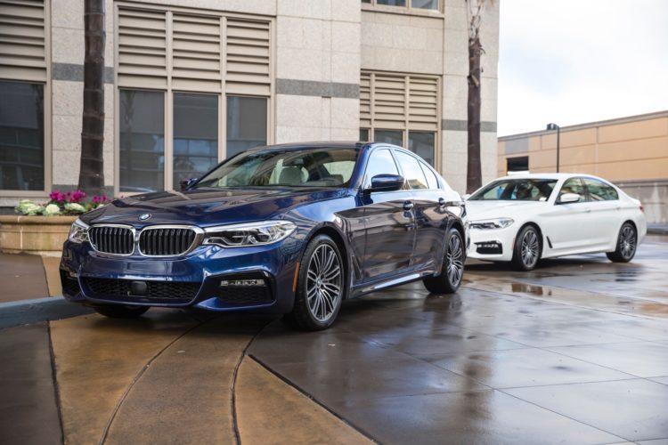 2017 BMW 5 Series G30205 750x500