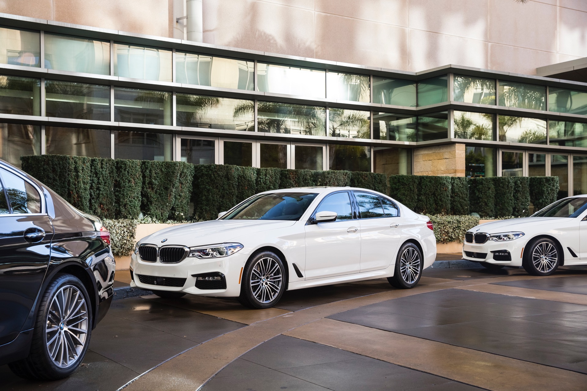 G30 BMW 5 Series Project Director talks his five favorite ...