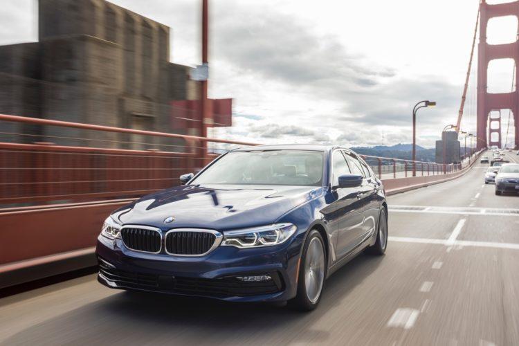 2017 BMW 5 Series G305 750x500