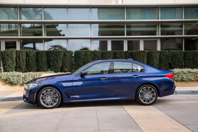 2017 BMW 5 Series G3098 750x500