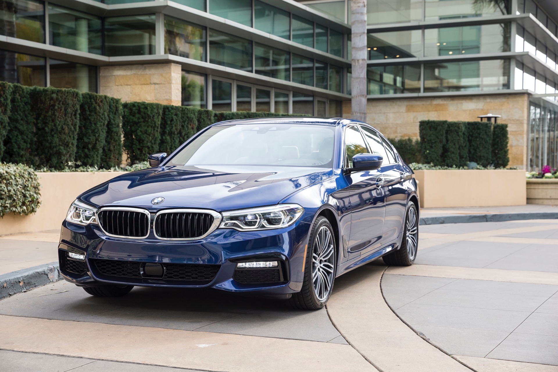 Bmw Of San Francisco >> TEST DRIVE: 2017 BMW 540i M Sport
