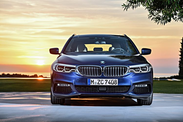 The 530d Xdrive Which Is Focus Of First Pictures New Bmw 5 Series Touring Will Also Be One Best Ing Variants Even If It Does