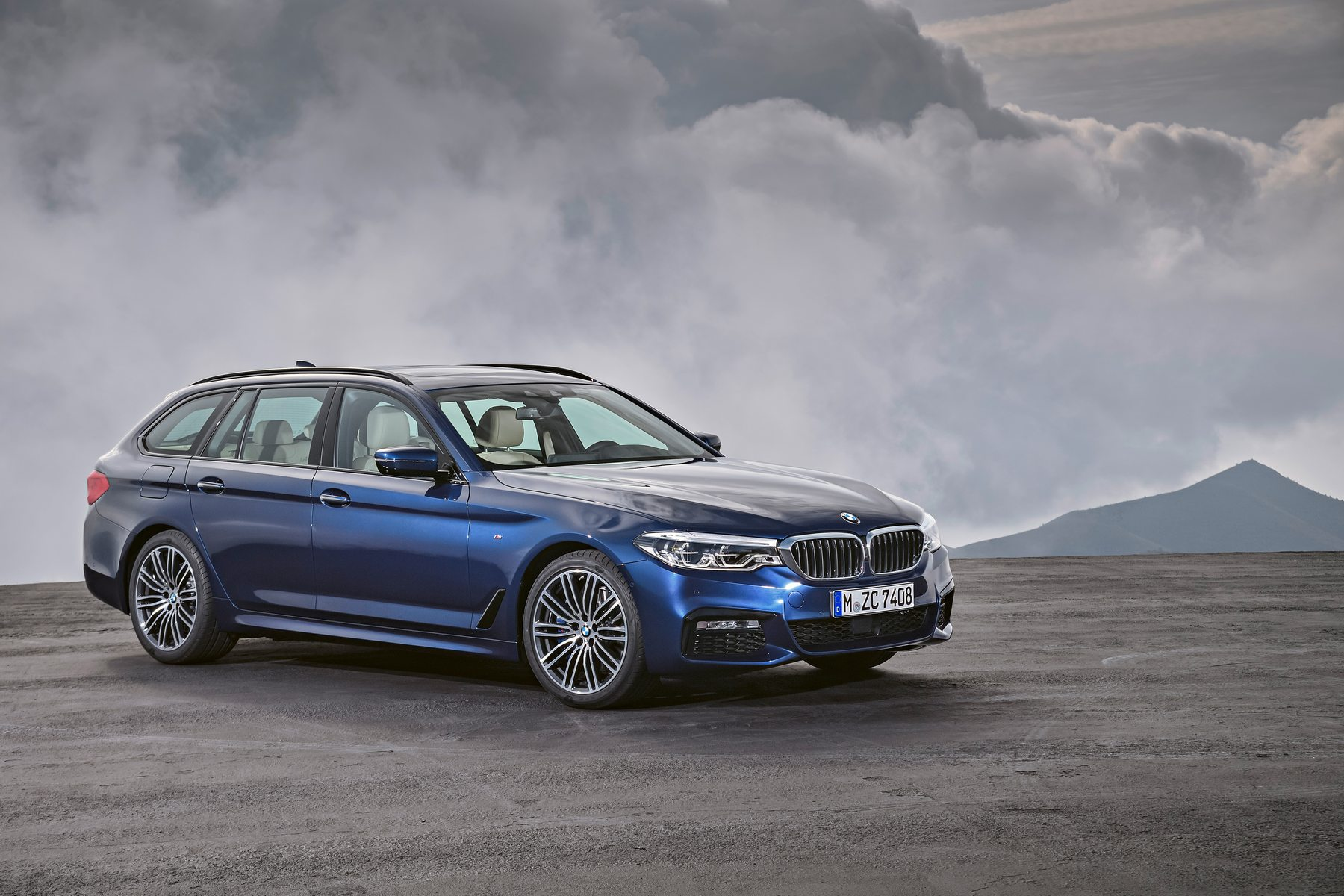 Why We Love the New BMW 5 Series Touring