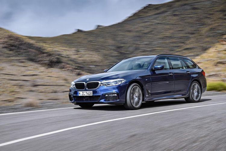 2017 BMW 530d xDrive Touring Image 33 750x500