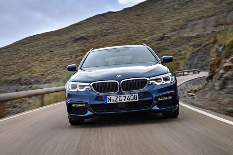2017 BMW 530d xDrive Touring Image 39 750x500