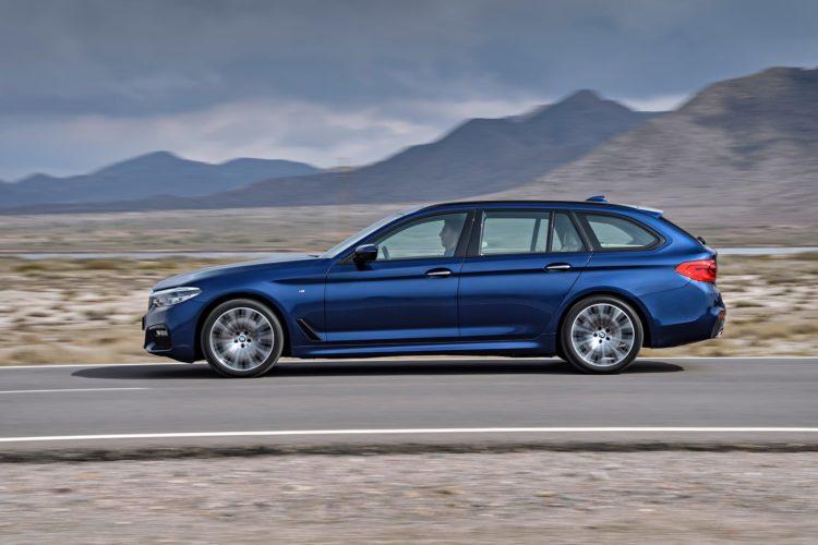 2017 BMW 530d xDrive Touring Image 41 750x500