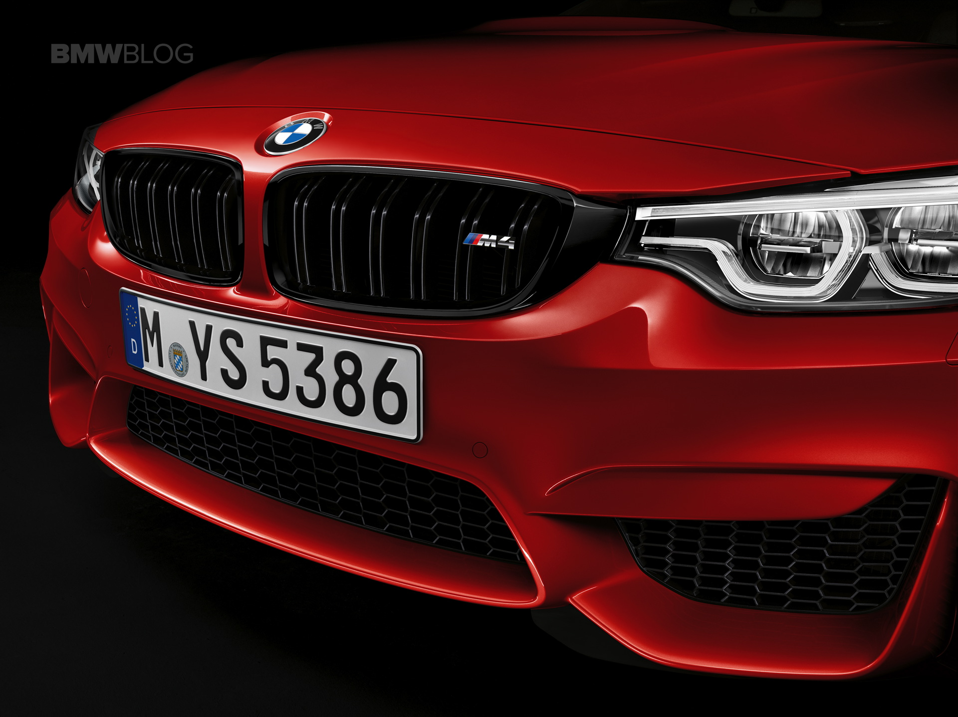2017 BMW M4 Coupe Facelift 05
