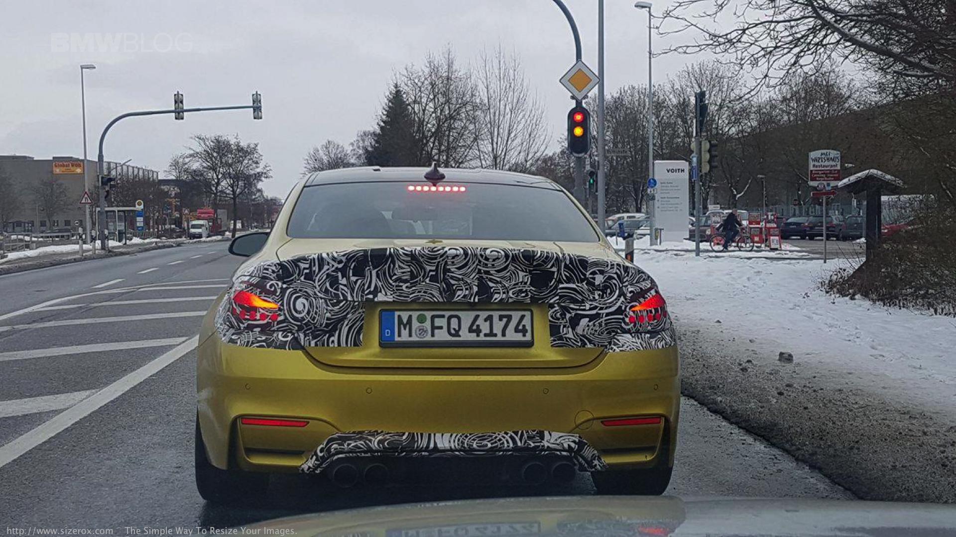 2018 BMW M4 Facelift 04