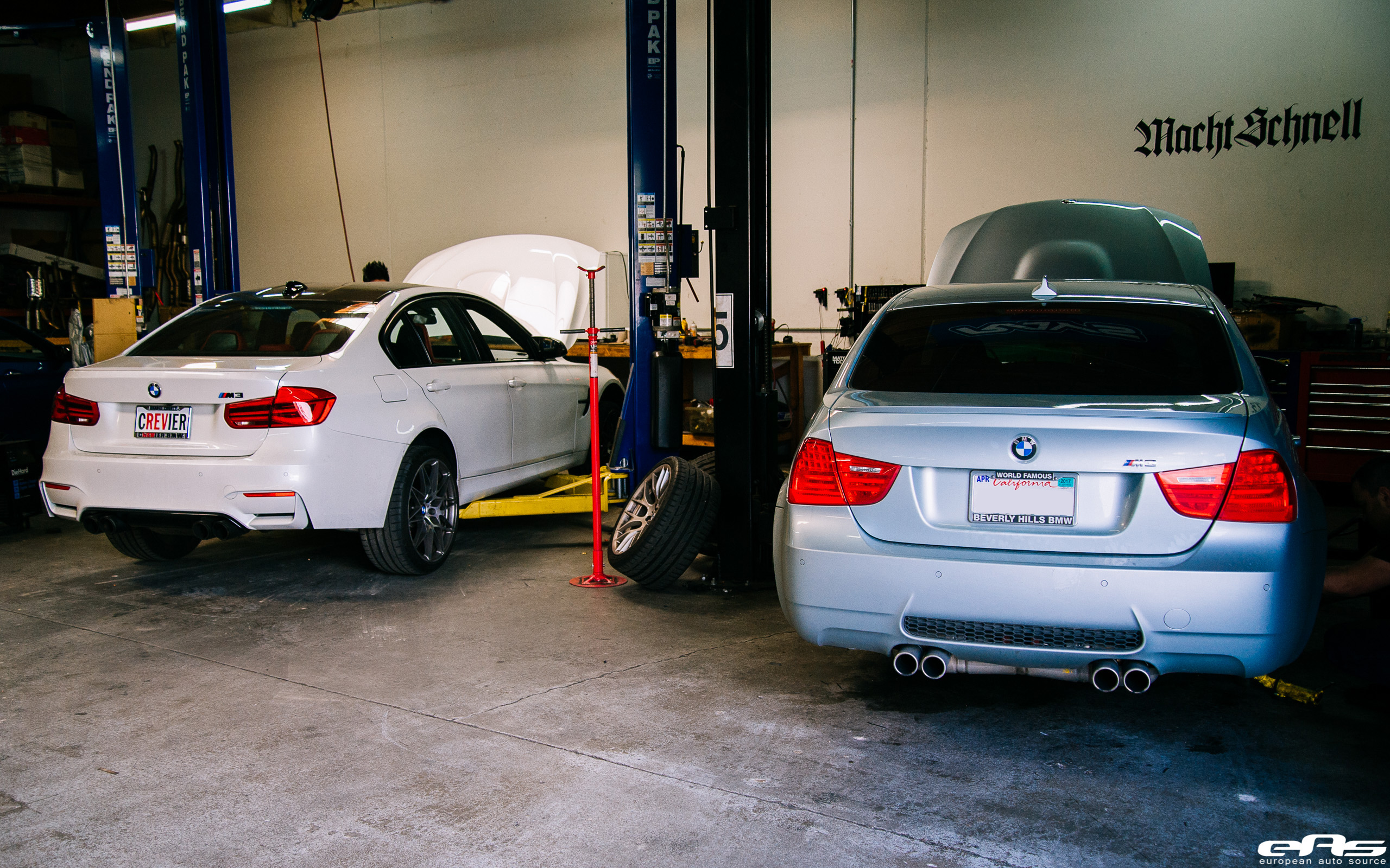 Photoshoot: A JDM Style BMW E90 M3 Project