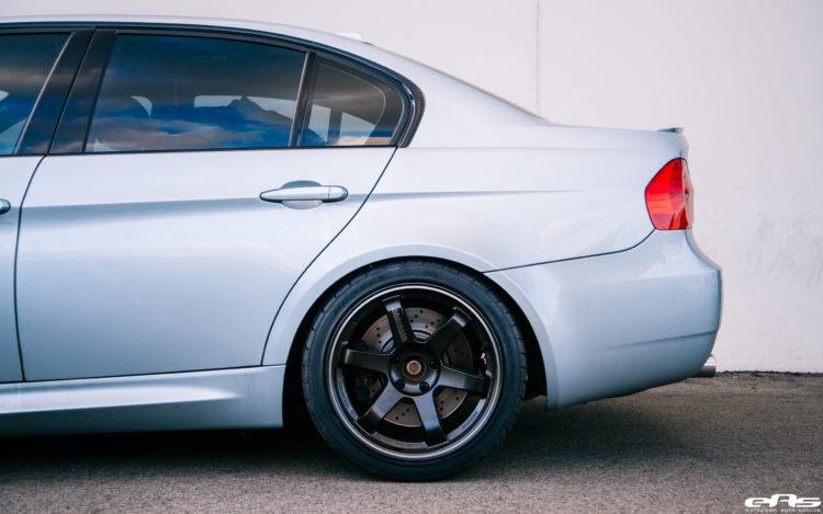 A JDM Style BMW E90 M3 Project