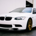 A V8 Powered Stormtrooper Visits EAS - BMW M3 Build