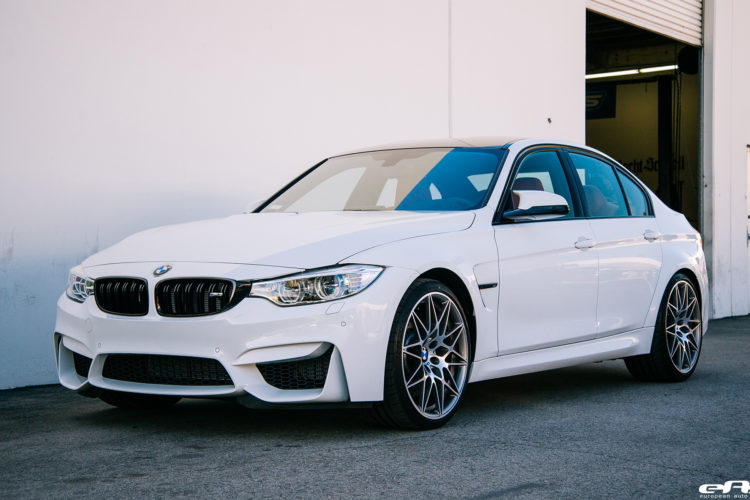 Alpine White BMW M3 Build By European Auto Source 2 750x500