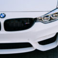Alpine White BMW F80 M3 Build For The Purists