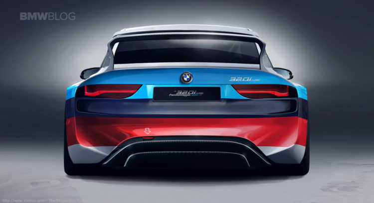 Independent Bmw 320i Turbo Design Looks Beautiful