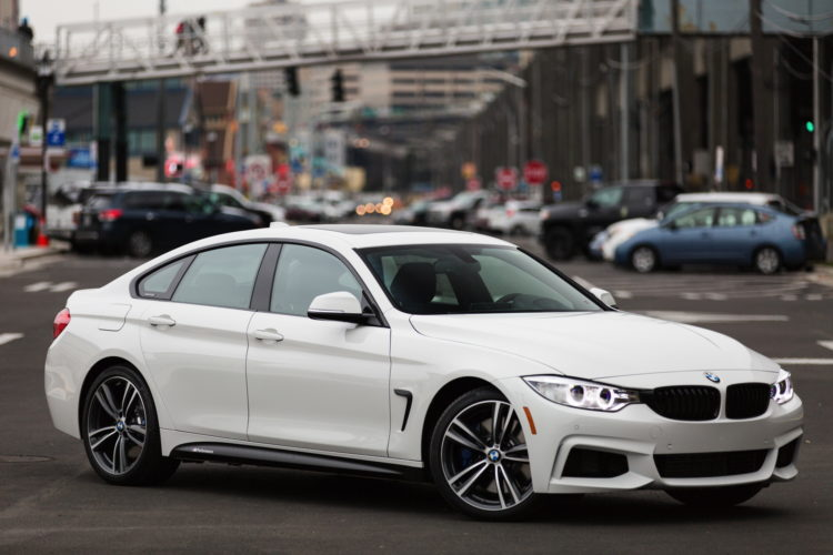 BMW 4 Series Gran Coupe Comparison Sport Vs Luxury