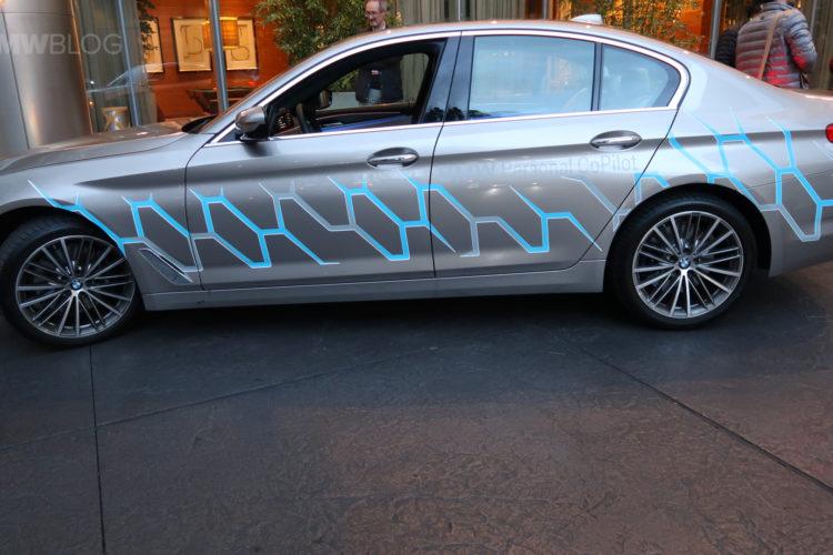 BMW 5 Series Autonomous Prototype 07 750x500