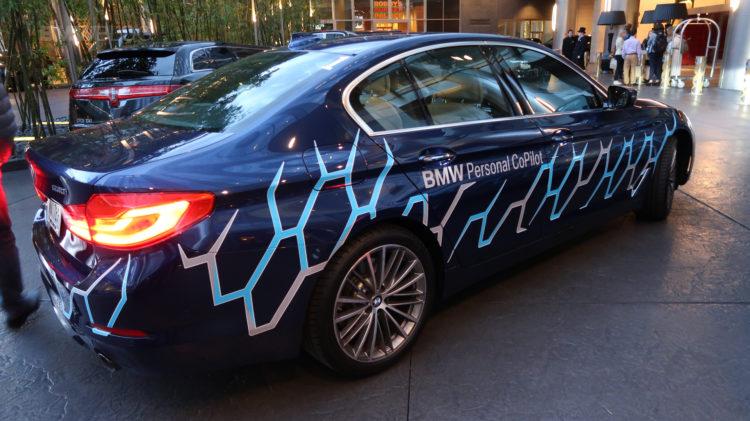 BMW 5 Series Autonomous Prototype 08 750x421