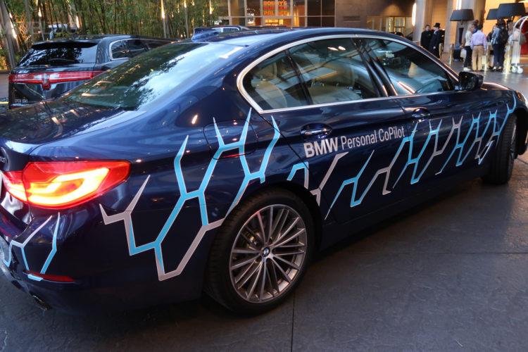 BMW 5 Series Autonomous Prototype 08 750x500