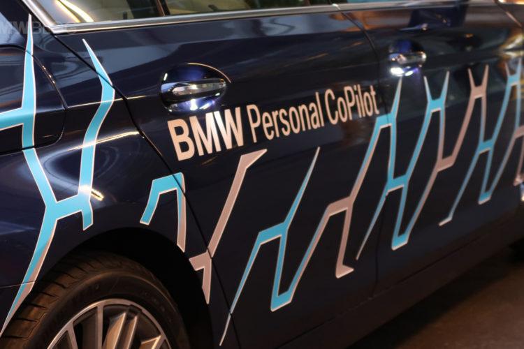 BMW 5 Series Autonomous Prototype 12 750x500
