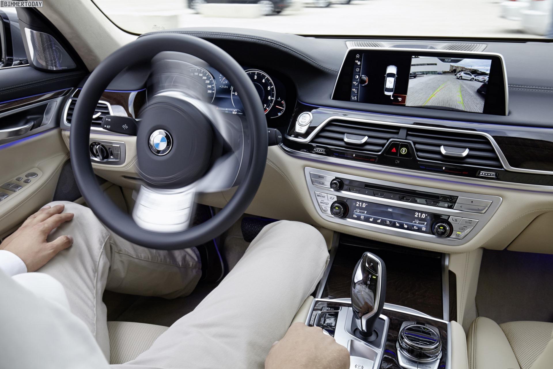 BMW 7er 2017 Personal CoPilot Update 04