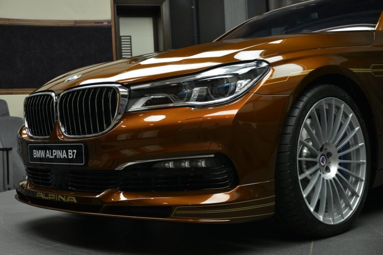 BMW ALPINA B7 Chestnut Bronze 1 750x500